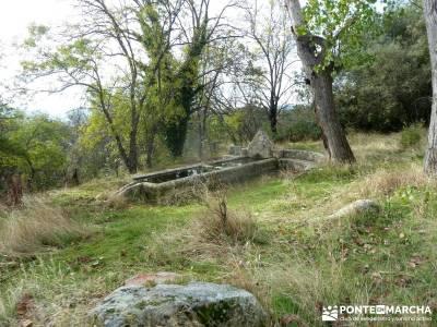 Sur Maliciosa - El Peñotillo; hacer trekking actividades singles madrid